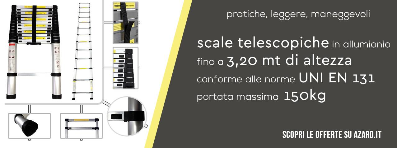 Azard.it Scale Telescopiche