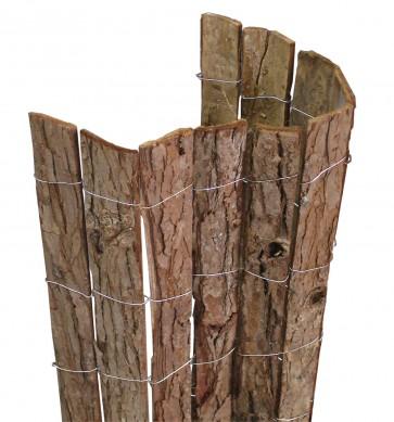 Arella frangivista ombreggiante corteccia cm.150x300
