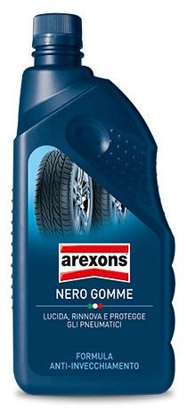 Arexons art.8377 nero gomme lt.1 x rinnovare e proteggere pneumatici