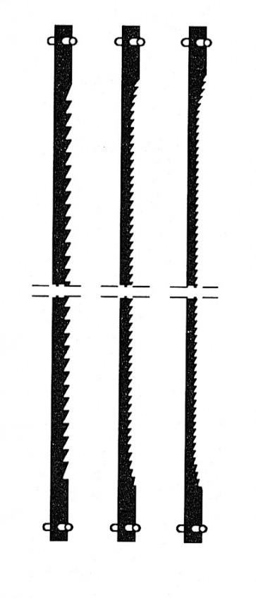 Proxxon 28741 lame x legno 10 denti (pz.12)
