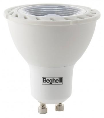 Pz 10 -  beghelli led 56968 gu10 w4 calda