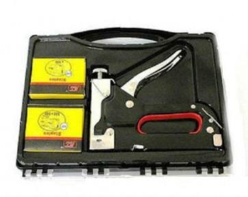 Spillatrice graffettatrice professionale 3 in 1 in acciaio con valigetta