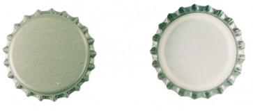 Tappi corona alimentare con vipla cf. pz.100
