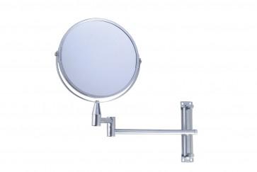 Specchio ingranditore tondo braccio estensibile-xl755 a muro