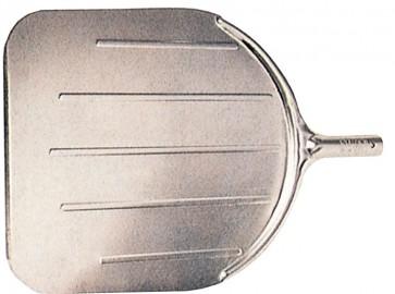 Pala alluminio x pizza cm.32x34 senza manico