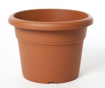Vaso in plastica 'ruber' cm.40