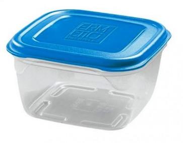Giostyle contenitore ermetico 1 lt 14x14x8 cm alimenti cibi accessori cucina