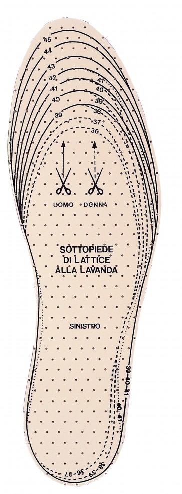 Pa 24 -  solette dx-sx 'lavanda' mis.da 36 a 46