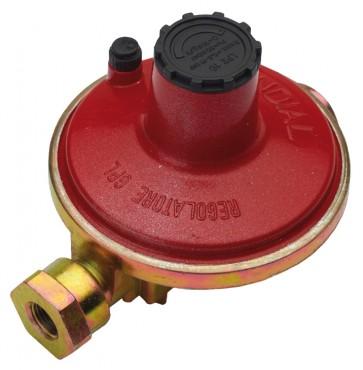 Regolatore gas 10kg/h in f.1/2 - out f.1/2