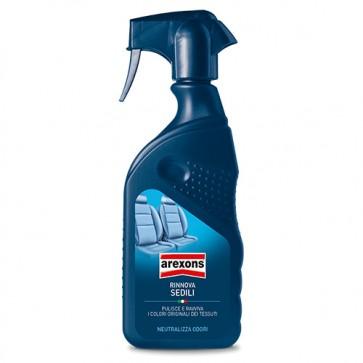 Arexons art.8300 rinnova sedili x auto ml.400 detergente x tessuti