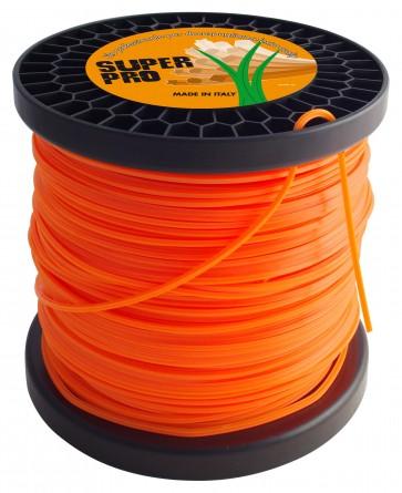 Filo nylon profes.quadro 3,0x180mt.(kg2-lb4)