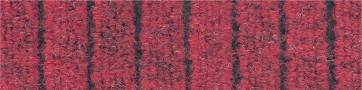Ml 25 -  passatoia 'super medium' h.67 rosso bordeaux