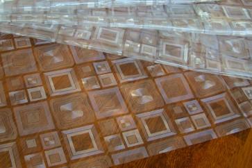 Ml 30 -  tovagliato cristal inciso h.140 dis.32