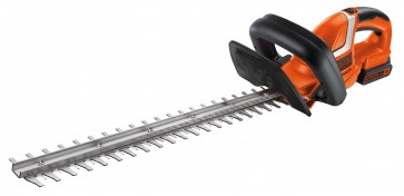 Tagliasiepi black & decker 18v litio cm.45 gtc1845l