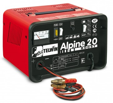 Caricabatteria alpine 20 boost