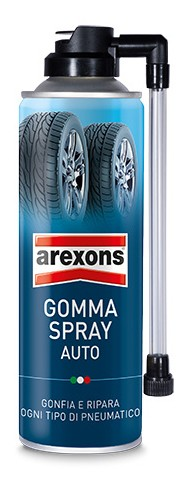 Arexons art.8473 ripara gomma foratura spray auto ml.300