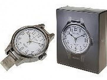 Orologio da polso gigante da tavolo analogico cm.21x17 arredo
