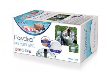 Filtrante x filtri a sabbia Polysphere Flowclear Bestway 58475