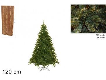 Albero di natale pino austriaco cm120