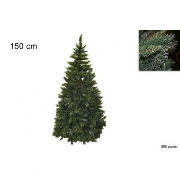 Albero natale pino del pollino cm.150 380 rami