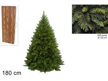 Albero di natale pino los angeles 180cm