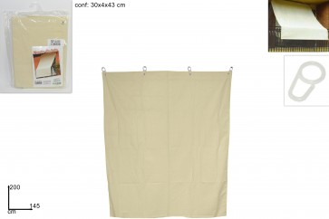 Tenda balcone da sole 145*200cm colore beige