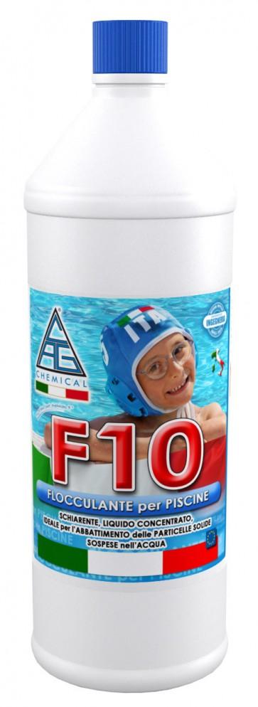 Flocculante liquido x piscine lt. 1