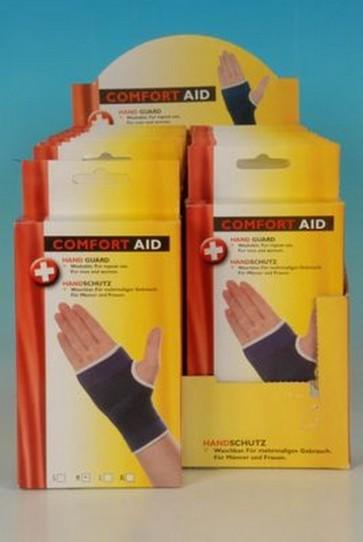 Fascia elastica per mano comfort aid supporto tutore protezione