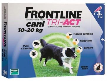 Frontline tri-act kg.10-20 (3p)