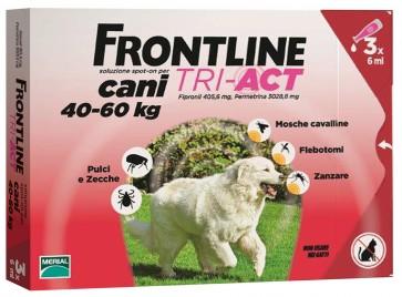Frontline tri-act kg.40-60 (3p)