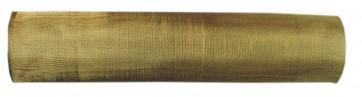 Ml 5 -  mt 5 tela ottone f.020 maglia 0,726 altezza cm.50