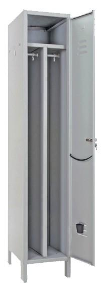 Armadio sporco/pulito 1anta cm.179x36x50p kit