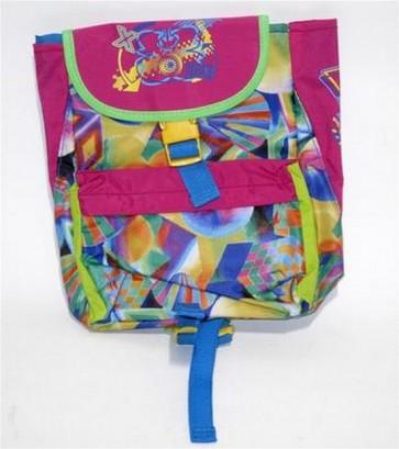 Zainetto ciac scuola asilo bambino bambina colorato