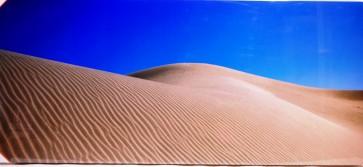 Quadro moderno stampa digitale su legno raffigurazione deserto 120x50x4 cm