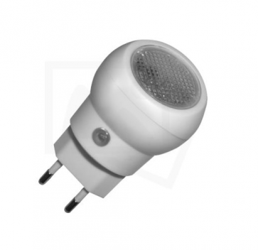 Luce notturna led lampada lampadina con interruttore rotante crepuscolare