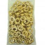 Confezione occhielli foratura borse cinte teloni 7 mm bricolage