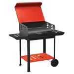 Barbecue 'vanessa' cm.40x50x80h