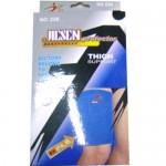 Fascia elastica per coscia supporto tutore protezione