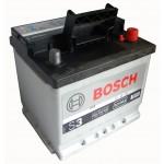 Batteria auto bosch s3002 45ah dx