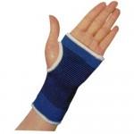 Set 2 fasce fascia elastiche per mano supporto tutore protezione sport