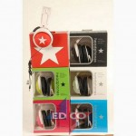 Cuffia dj stereo 6 colori ass. musica audio elettronica accessorio