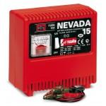 Caricabatteria accumulatore nevada 15 230v x auto batteria V 12-24
