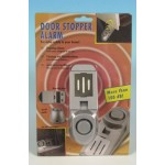 Allarme acustico fermaporta sicurezza porta casa 100 db 14x5 cm formaporte