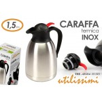 Caraffa termica inox lt.1,5
