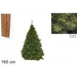 Albero di natale pino paris 165cm