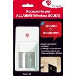 Antifurto domestico sensore movimento wireless x interni