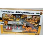 Cantiere lavoro set gioco 32 pz scala 1:87 modellino macchine da cantiere camion