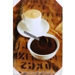 Quadro stampa digitale su legno raffigurazione tazza caffè 40x60x4 cm