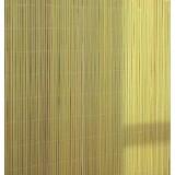 Pz 2 -  arella doppia 'bamboo' in pvc mt.1,0x3 beige
