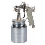 Asturo aerografo pistola in alluminio a spruzzo spray lt.1 ugello 1,8 mm